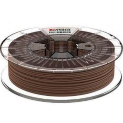 1,75 mm - EasyCork™ Tmavý - plastodrevo - tiskové struny FormFutura - 0,5kg