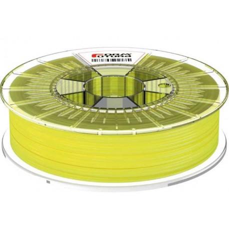 1,75 mm - HDglass™ Fluor Stained Žltá - svieti pod UV