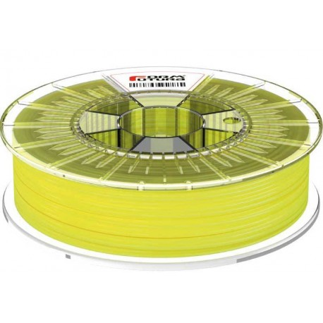 1,75 mm - HDglass™ Fluor Stained Žlutá - sviítí pod UV