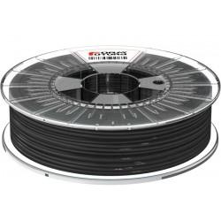 1,75mm - Volcano PLA - Černá tisková struna FormFutura - 0,75kg