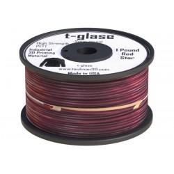 1,75 mm Taulman T-glase - Nylon - Červená
