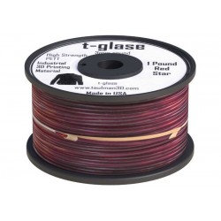 1,75 mm Taulman T-glase - Nylon - Red