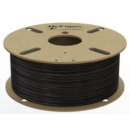 1,75mm - rTitan ReForm - Čierna - ABS tlačová struna