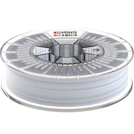 1,75 mm - HDglass™ Fluor Clear Stained - illumining under UV light