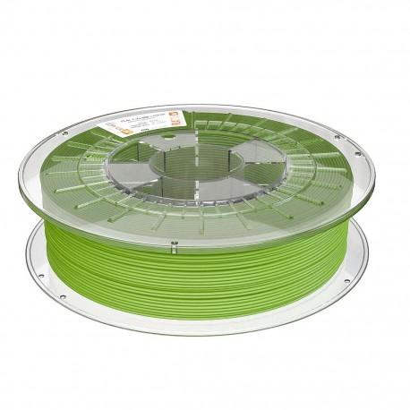 1,75 mm - PLActive Copper 3D - Červená - tlačové struny FormFutura - 0,75kg