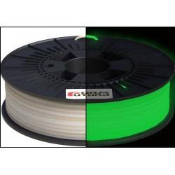 2,85mm - PLA EasyFil™ - Svietiaci v tme - tiskové struny FormFutura