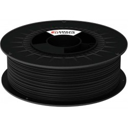 1,75 mm - PLA premium - Black - filaments FormFutura