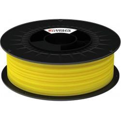 1,75 mm - PLA premium - Žltá - tlačové struny FormFutura